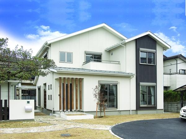 「機能美」の家