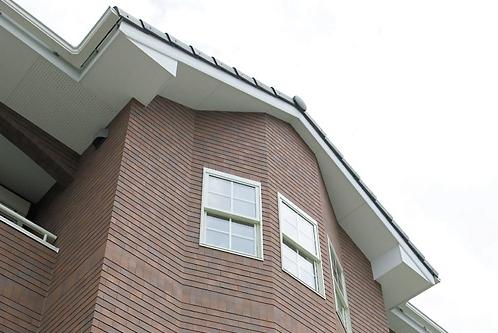 洋風スタイルの家