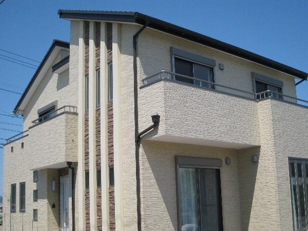 リビング内階段のお家