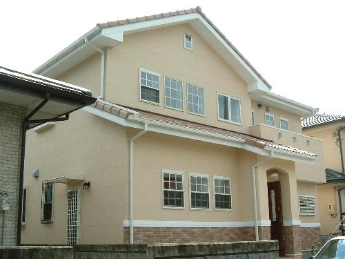 洋風スタイルの住宅