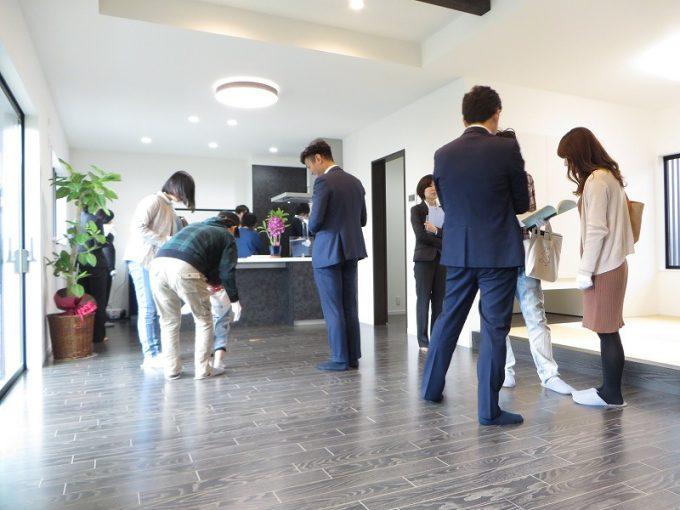 4月14日(土)・15日(日)、徳島市名東町で完成現場見学会を開催しました。