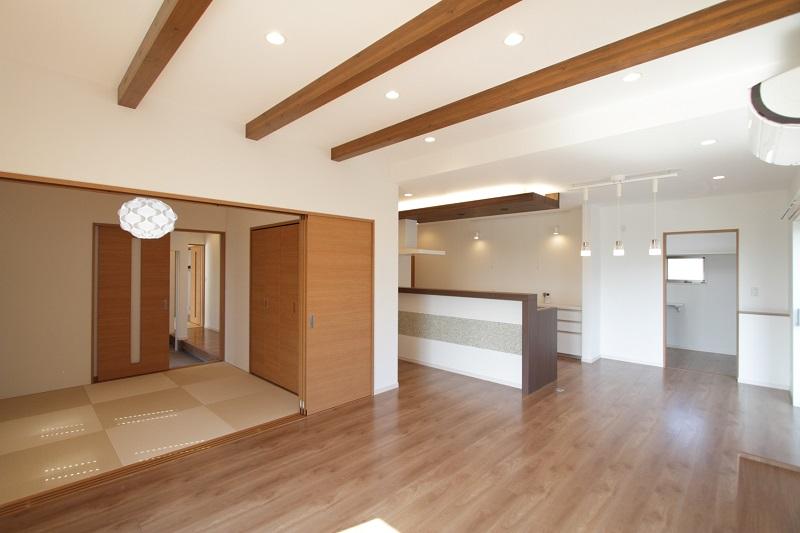 上板町・H様邸|徳島で注文住宅を建てるなら株式会社はなおか ...